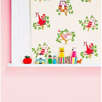 Papel pintado infantil Jane Churchill Twinkle