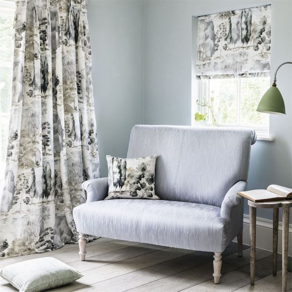 WATERPERRY cortina estampada SANDERSON