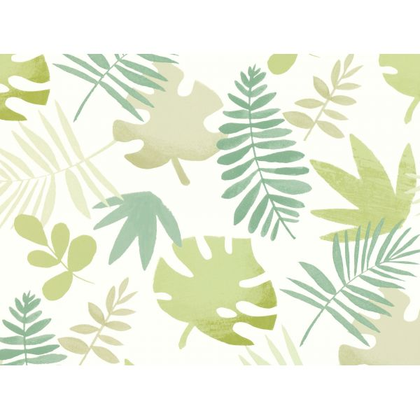 JUNGLE JUMBLE papel pintado infantil