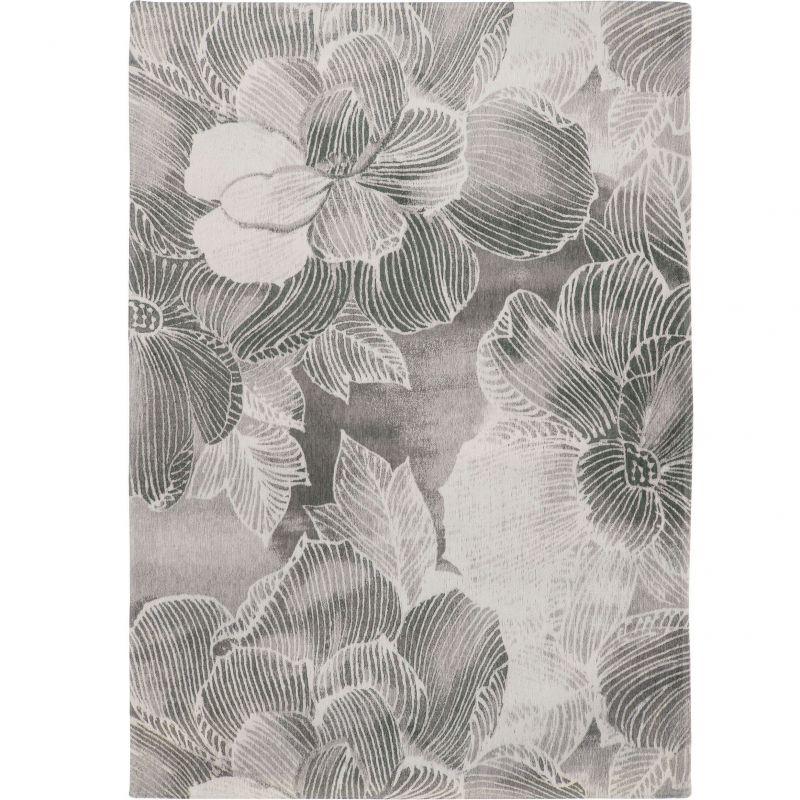 AKINA CARBON alfombra de flores