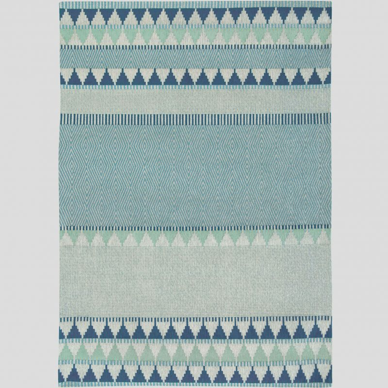 TOBI TEAL alfombra