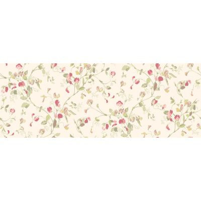 Papel pintado SWEET PEA cereza