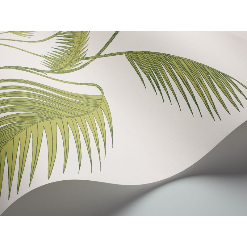 Papel pintado Palm Jungle de Cole & Son