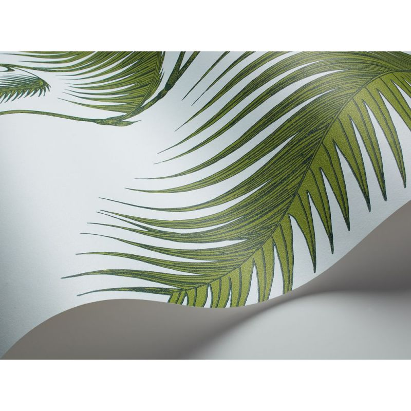 Papel pintado Palm Jungle de Cole & Son