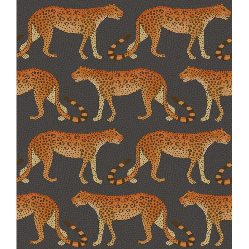 Papel pintado Paseo del Leopardo