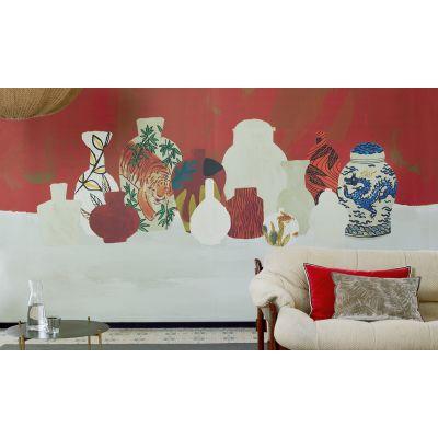 Mural Panorámica  Tigre et...