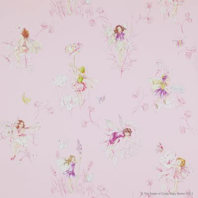 Meadow Flower Fair Papel Pintado Infantil Jean Churchill