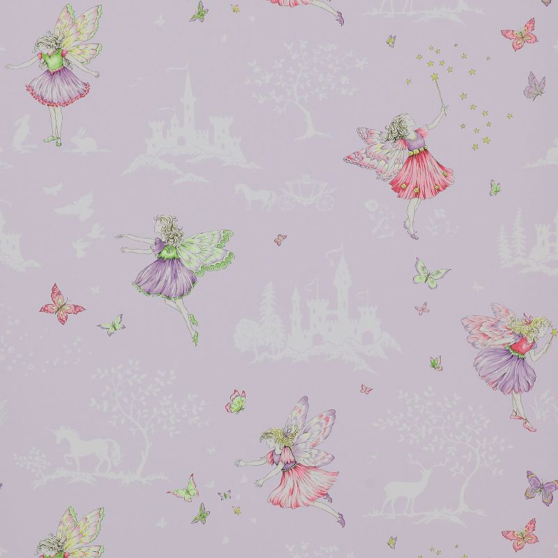 Papel pintado de  Jane Churchil Fairyland